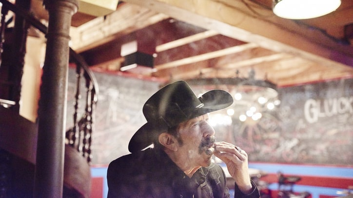 Kinky Friedman Talks Music, Texas and a Trump/Sanders Ticket