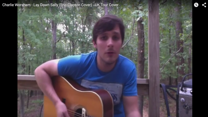 See Charlie Worsham's One-Man Band Cover of Clapton's 'Lay Down Sally'