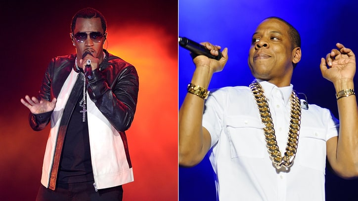 Diddy, Jay Z Top Highest-Paid Rappers of 2015