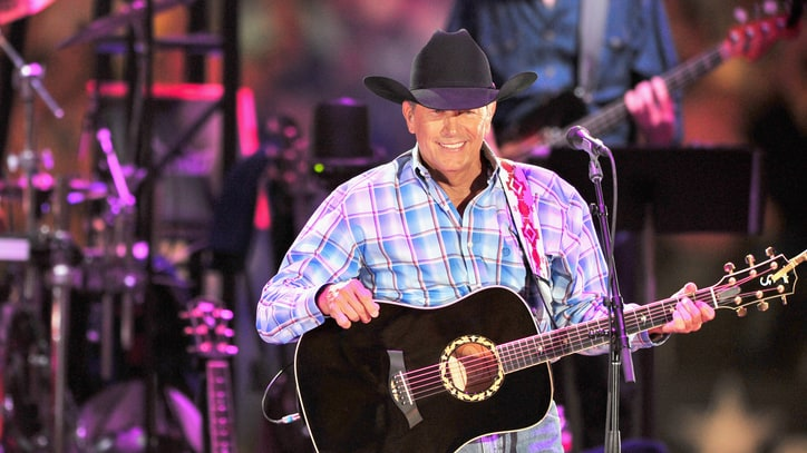 George Strait on the 'Fun Challenge' of Making His New Album