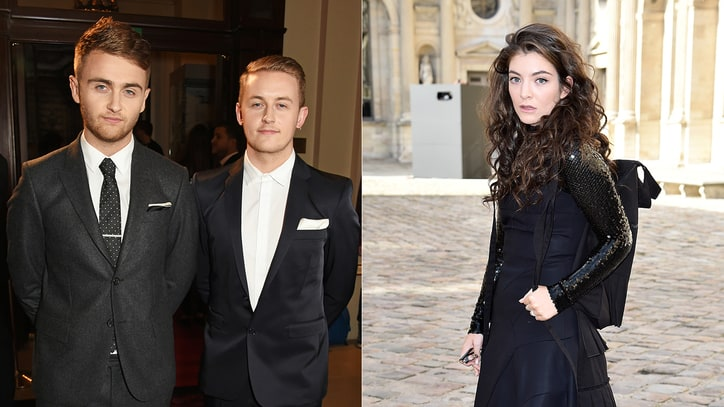 Hear Disclosure, Lorde's Seductive New Song, 'Magnets'