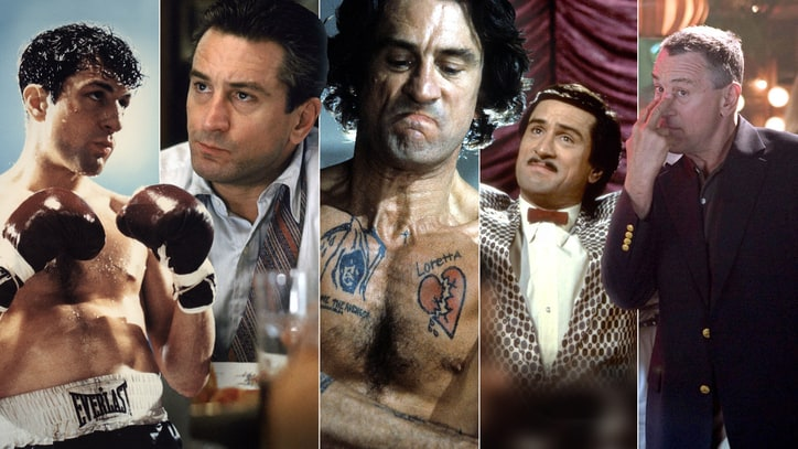 Robert De Niro's Best, Worst and Craziest Performances