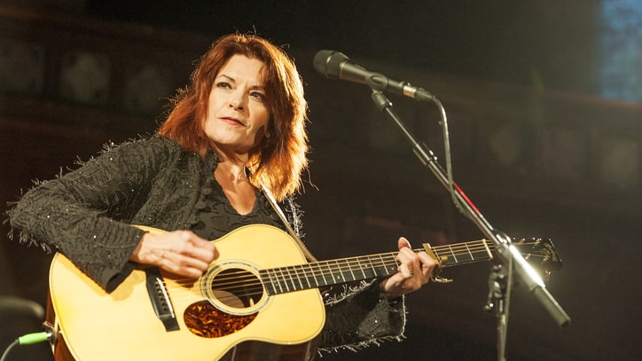 Rosanne Cash on Rare Performance, Father's Memories and Next Steps