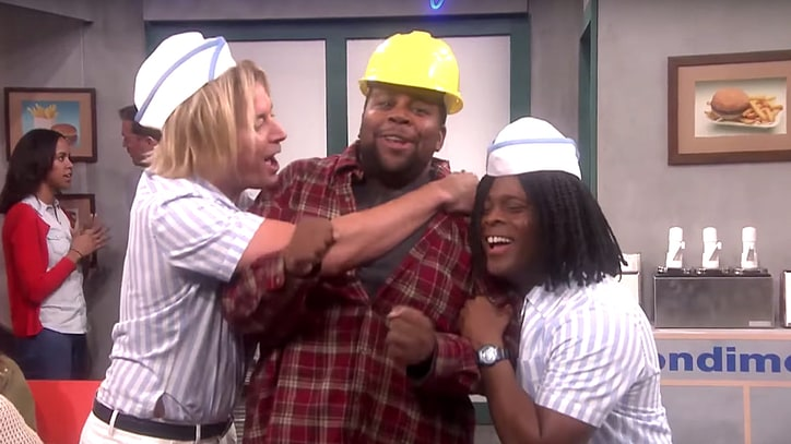 Watch Kenan and Kel Return to 'Good Burger' on 'Fallon'