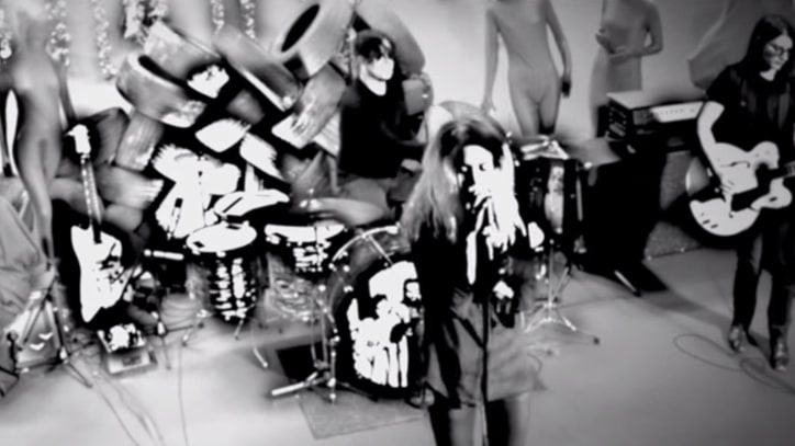 Watch Jack White-Directed Video for Dead Weather's 'Be Still'
