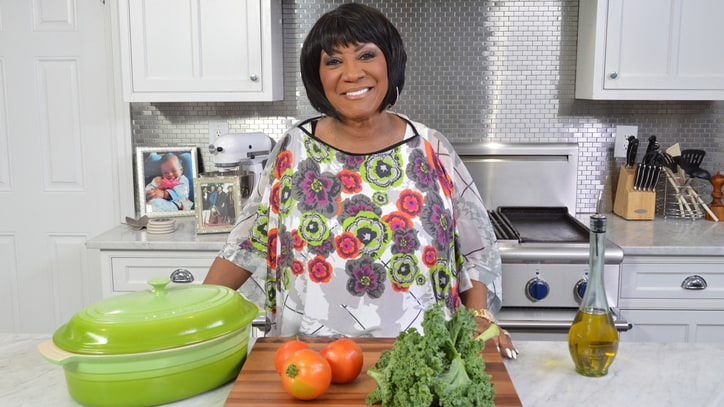 Patti LaBelle on New Cooking Show: 'I Cook My Face Off, Honey'