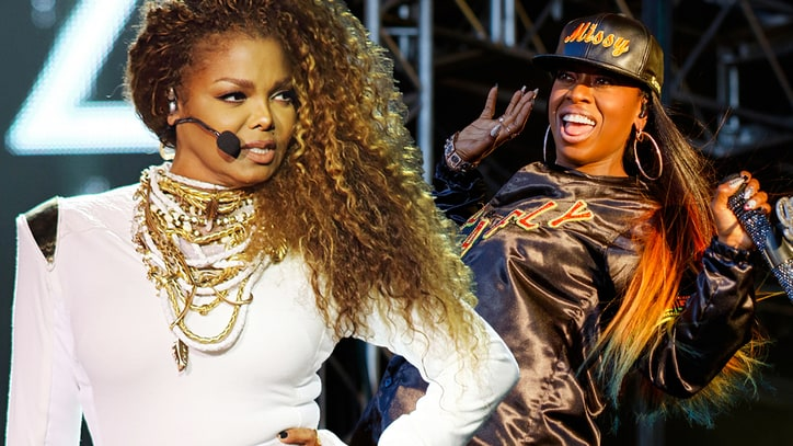 Janet Jackson Recruits Missy Elliott for Propulsive Song, 'Burnitup!'