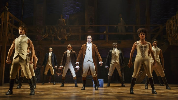 Hamilton: Original Broadway Cast Recording