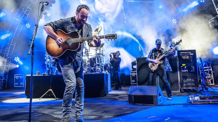 Dave Matthews Talks Bernie Sanders, New Album, His Guitar Hero