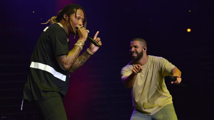 On the Charts: Drake, Future Take 'What a Time' to Number One
