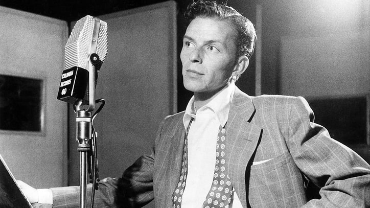 Frank Sinatra's Radio Broadcasts Unearthed for Reissue