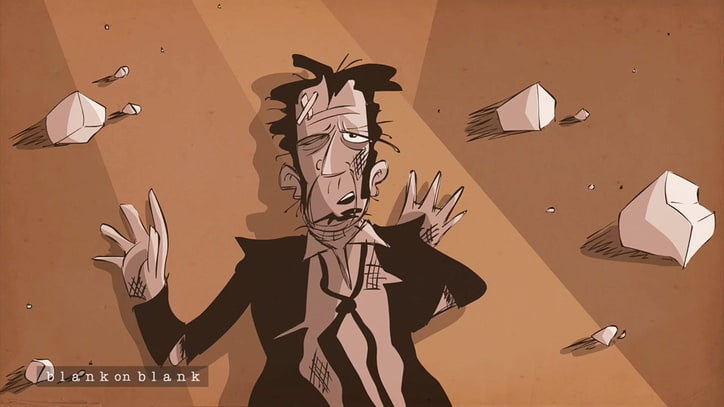Tom Waits Talks NYC Surrealism, Stonehenge Moles in Animated Interview