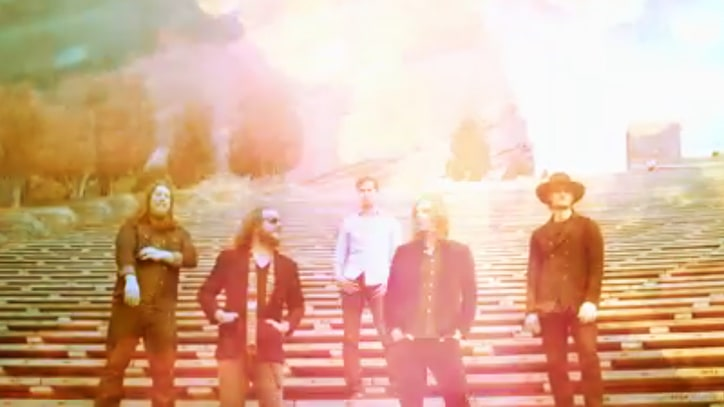 My Morning Jacket Get Trippy at Red Rocks in 'Compound Fracture' Video