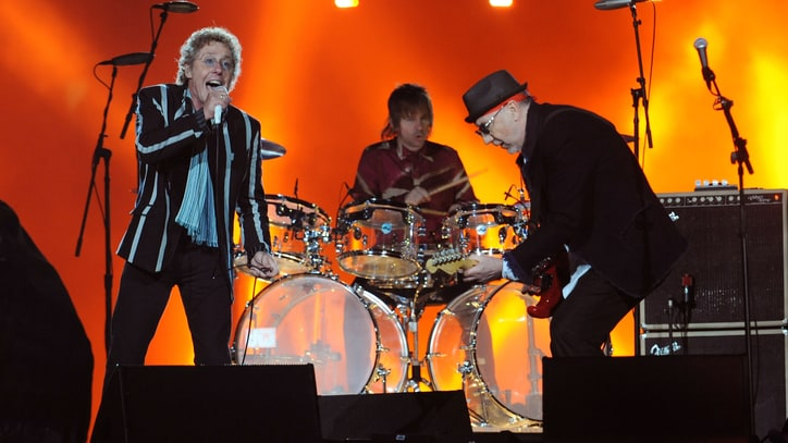 The Who Relaunch 50th Anniversary Tour After Roger Daltrey Illness