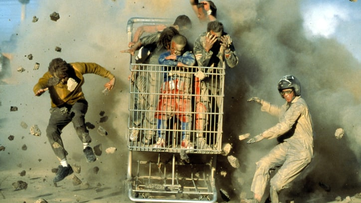 'Jackass' Gang on Their 12 Most Outrageous Stunts