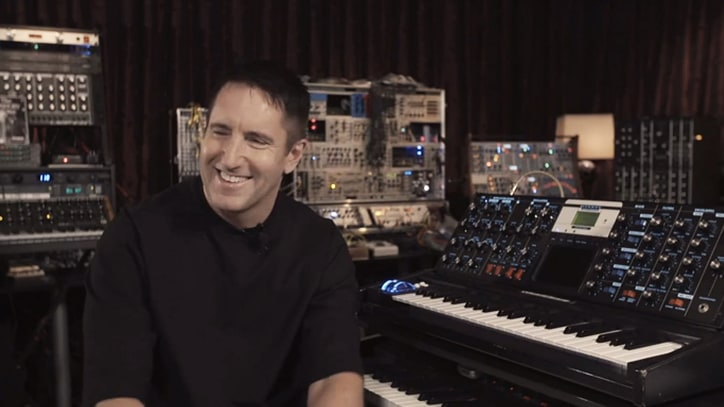Trent Reznor Recalls Making Early Albums, Moog Influence
