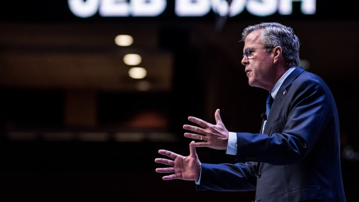 Jeb Bush on Redskins Name: 'I Don't Find It Offensive'