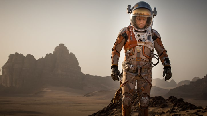 'The Martian': Inside Matt Damon and Ridley Scott's Sci-Fi Thriller