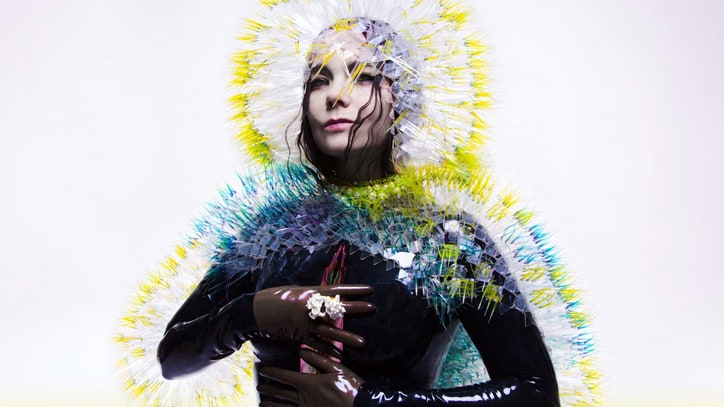 Bjork Streams Third, Final Set of 'Vulnicura' Remixes