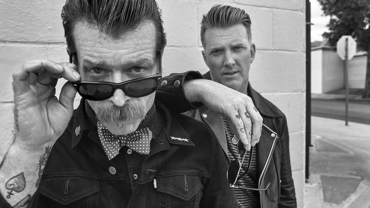 Watch Josh Homme, Jesse Hughes Mull Absurd Album Titles in New Doc Clip