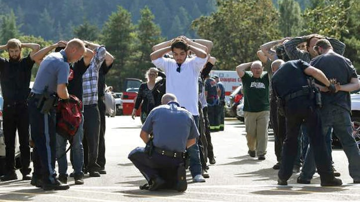 Oregon Tragedy 264th Mass Shooting of the Year