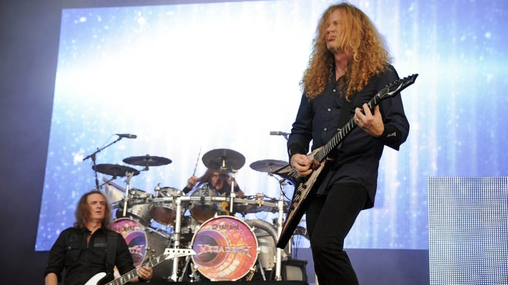 Hear Megadeth's Thrashy, Heavy New Song, 'Fatal Illusion'