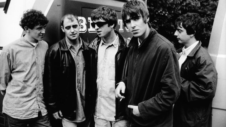 10 Things You Didn't Know About Oasis' '(What's the Story) Morning Glory?'