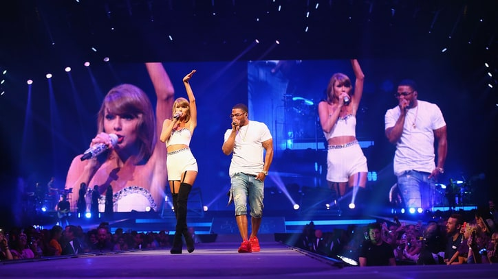 Nelly on Surprise Taylor Swift Performance, Status of 'Country' EP