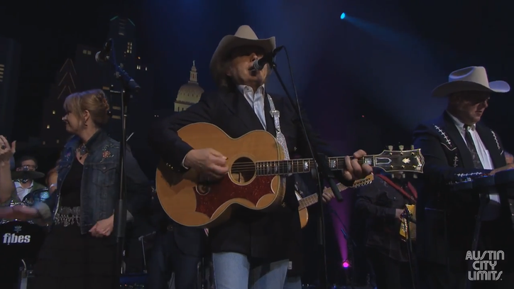 See Dwight Yoakam, Jason Isbell and Friends Cover Townes Van Zandt