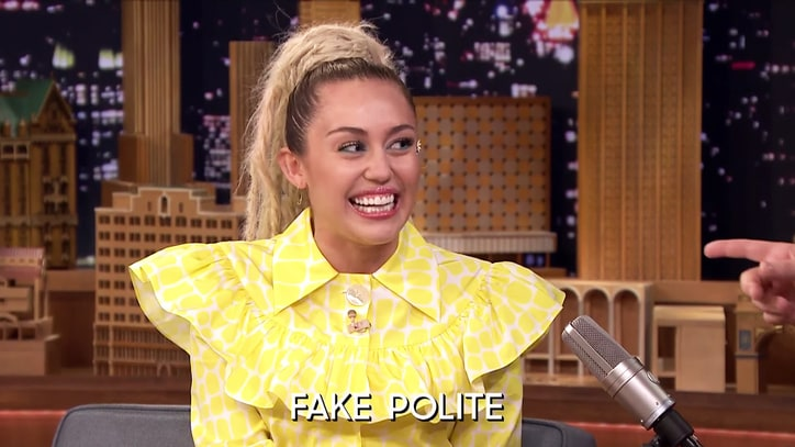Watch Miley Cyrus' 'Emotional Interview' on 'Fallon'