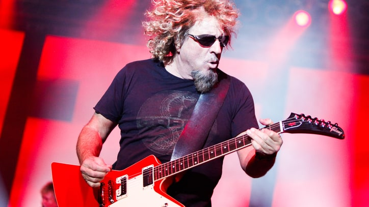 Sammy Hagar Has Epic Touring Plans for 2016