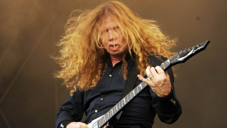 Megadeth Detail New Album, 'Dystopia'