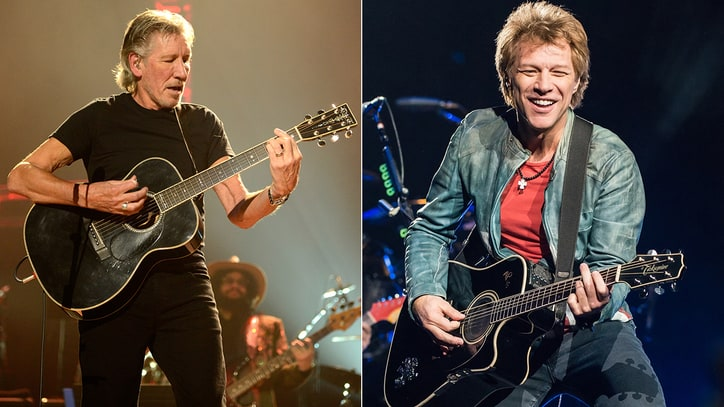 Roger Waters Slams Bon Jovi Over Israel Concert in Open Letter