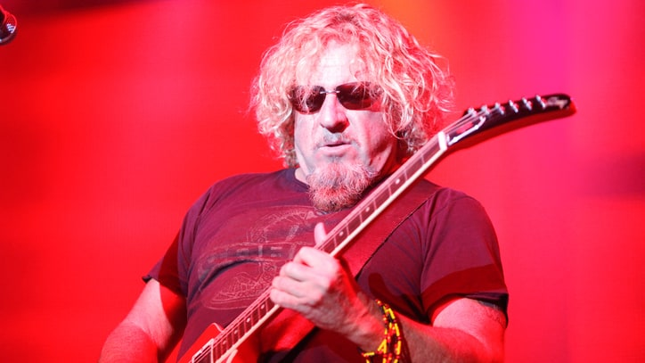 Sammy Hagar: 'If I Joined Van Halen Right Now, I'd Feel Like a Hypocrite'