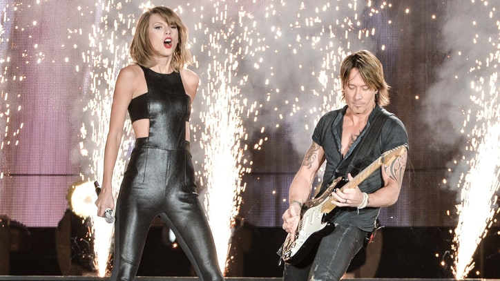 See Keith Urban Surprise Taylor Swift's Toronto Audience