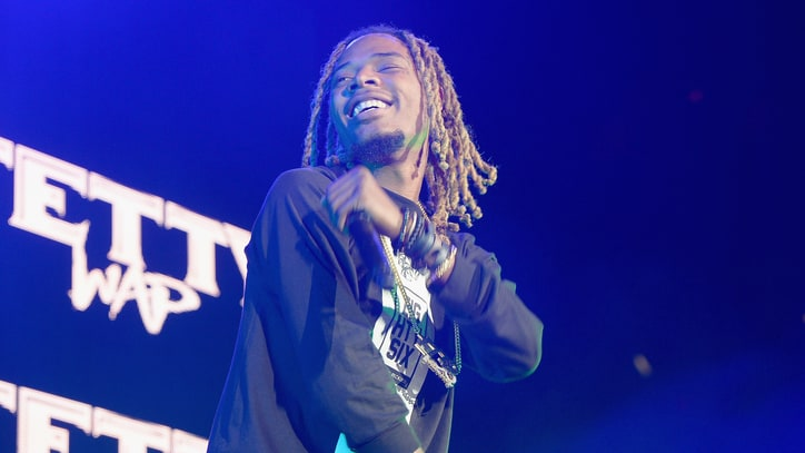 On the Charts: Fetty Wap's Debut Traps Number One
