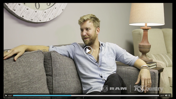 Lady Antebellum's Charles Kelley Talks Solo Venture in Our Ram Report