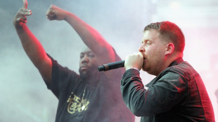 Hear Run the Jewels' Blistering New Song, 'Rubble Kings Theme'