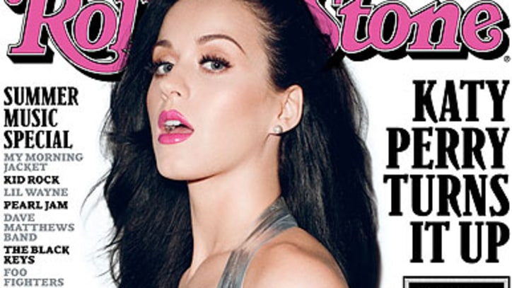 Katy Perry Talks Body Image, Fame and Politics in Rolling Stone Cover Story