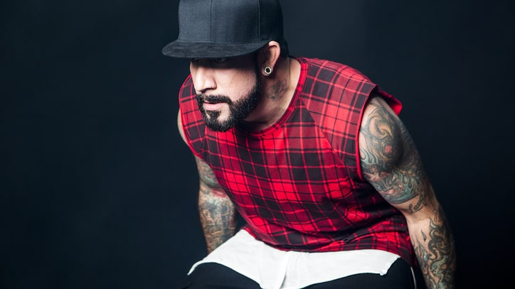 Backstreet Boys' A.J. McLean on Fiery Solo Song, Nick Carter Zombie Western