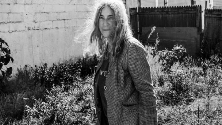 Patti Smith Working on Third Memoir, Detective Story, YA Novel