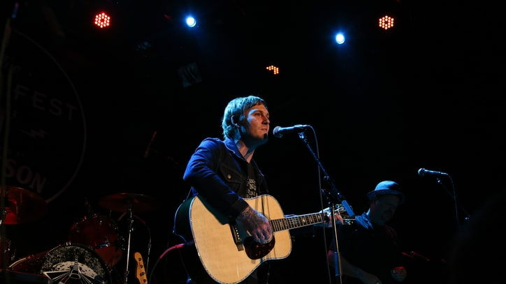 Gaslight Anthem Singer Brian Fallon Preps Debut Solo LP, Tour