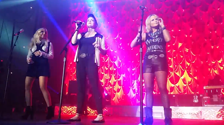 See the Pistol Annies Reunite for Barn-Burning 'Hush Hush'