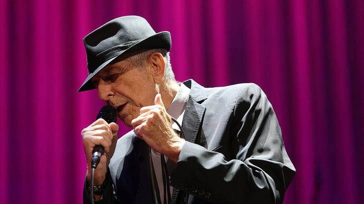 Flashback: Leonard Cohen Covers Drifters at Possible Final Show