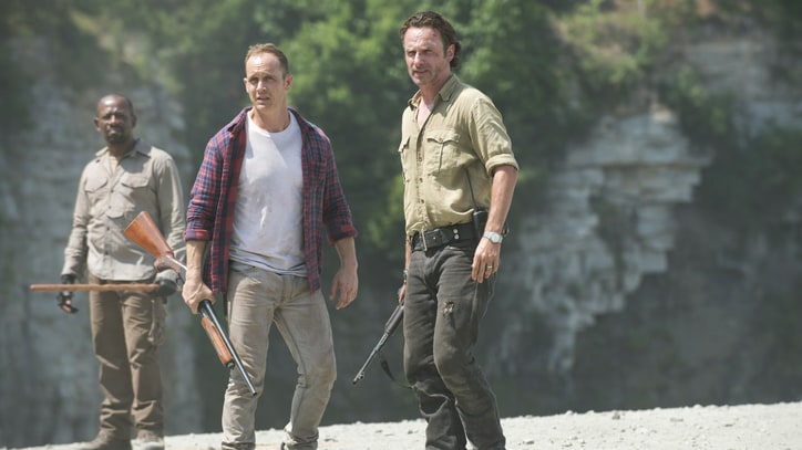 'The Walking Dead' Season Premiere Recap: Follow the Leader