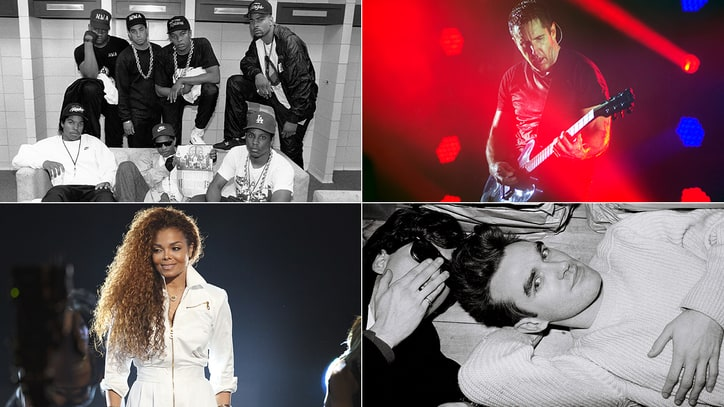 Rock Hall of Fame: Janet Jackson, N.W.A, NIN, the Smiths Lead Nominees