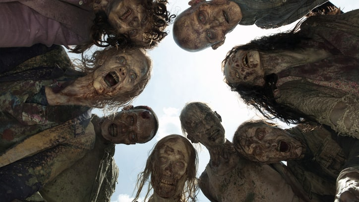 10 Grossest, Most Gut-Wrenching 'Walking Dead' Zombies