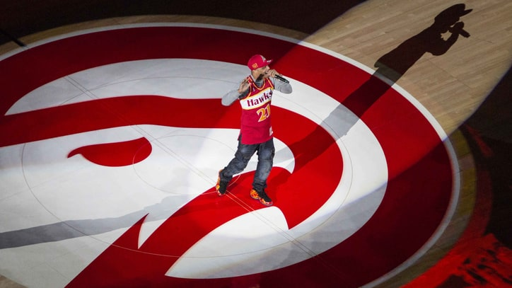 T.I. on the Atlanta Hawks' Season: 'We're Gonna Get to the Big Dance'