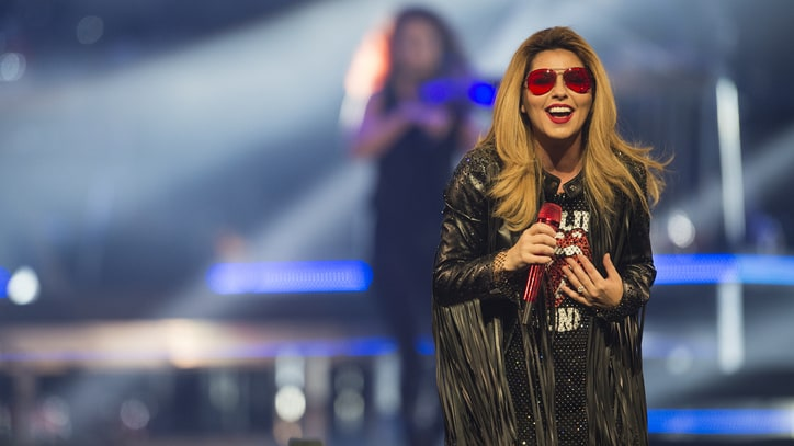 Shania Twain Cancels Final Two U.S. Shows for Respiratory Infection
