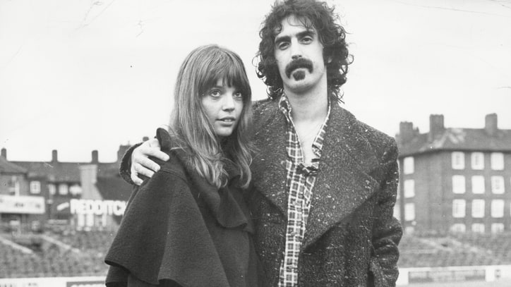 Frank Zappa's Widow Gail Zappa Dead at 70